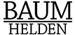 Baumhelden – Pflegen, Klettern, Fällen Logo